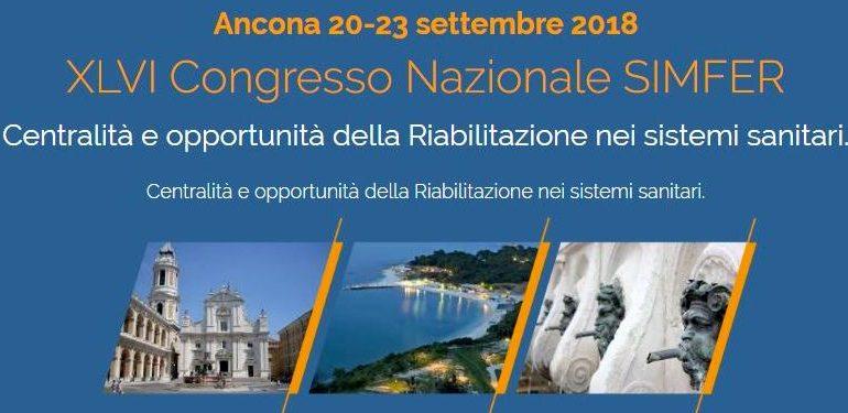 Congresso nazionale SIMFER 2018: Medical Calò presente